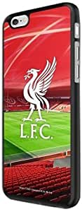 LIVERPOOL FC Official Hard Case For iPhone 6 Red 3D Club Crest