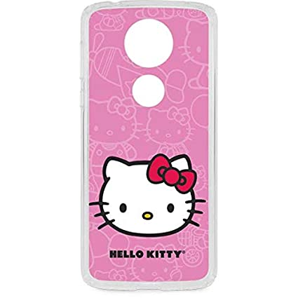 6f537972f Image Unavailable. Image not available for. Color: Skinit Hello Kitty Face  Pink ...