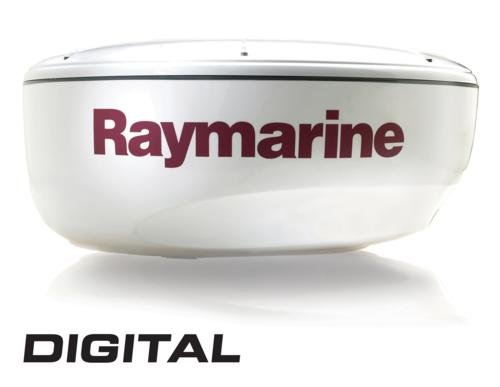 """RAYMARINE RD424D 4KW 24"""" DOME - WITHOUT CABLE"""