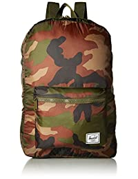 Herschel Supply Co. Packable Daypack, Woodland Camo, One Size