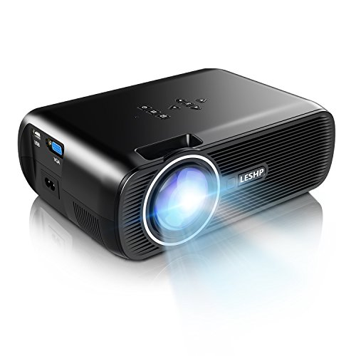 LESHP Projector Support Theater Smartphone