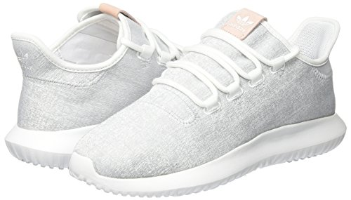 Sportive Shadow Two grey Adidas W footwear White White Bianco footwear Donna Tubular Scarpe w5wOxzqIv