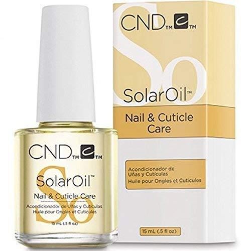 CND Solaroil, 0.5 fl. oz. (Nail Conditioner Oil Solar)
