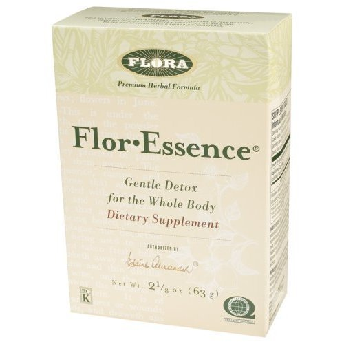 Flora - Flor-essence Dry Tea Blend - 2 1/8 -Ounces by Flora