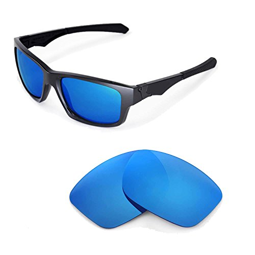 427f2a61db Galleon - Walleva Replacement Lenses For Oakley Jupiter Squared Sunglasses  - Multiple Options Available (Ice Blue - Polarized)
