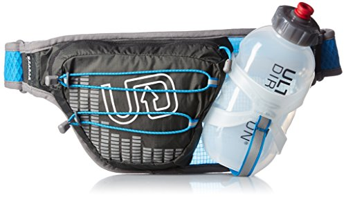 Ultimate Direction Groove Analog Hydration Belt Graphite, M/L