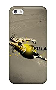 Fashion Tpu Case For Iphone 5/5s- Iker Casillas Defender Case Cover