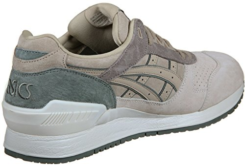 Asics - Gel Respector Platinum Collection Taupe Grey - Sneakers Unisex beige marrón
