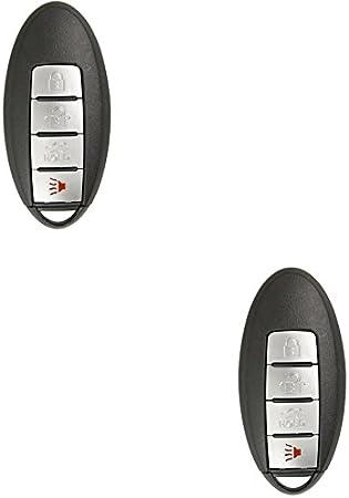 Remote Control Car Smart Key Fob Replacement for Nissan FCC CWTWBU735