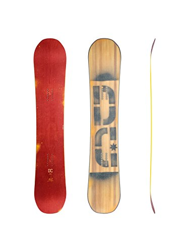 DC Men's Mega Snowboard, Multi Color, 159
