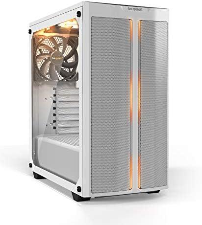 Be Quiet Pure Base 500dx Midi Tower Pc Gehäuse Weiß 3 Computer Zubehör