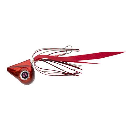 ダイワ メタルジグ ルアー 紅牙 ベイラバーフリー カレントブレイカー 80g ホロレッドの商品画像