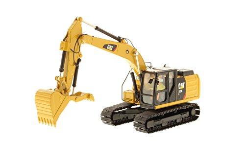 - Caterpillar 323F Medium Excavator High Line Series Vehicle