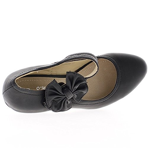 Black pointed shoes to heels of 10.5 cm and 2cm tray YByW4ypbR