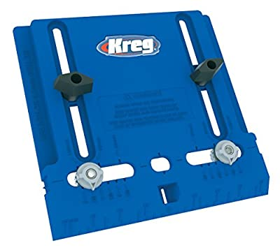 Kreg Tool Company KHI-PULL Cabinet Hardware Jig from Kreg