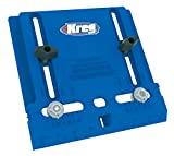 Kitchen Cabinet Hardware Placement Kreg Tool Company KHI-PULL Cabinet Hardware Jig