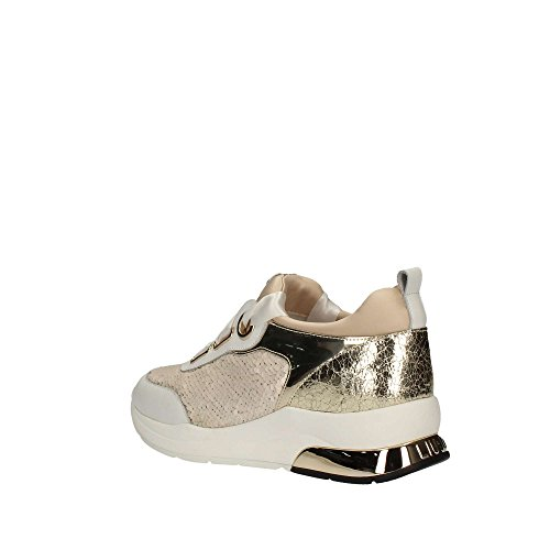 Liu Jo Damen Running Cara Sneaker Nude