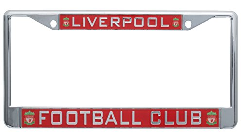 Fc Frame (Liverpool FC Inlaid License Plate Frame)