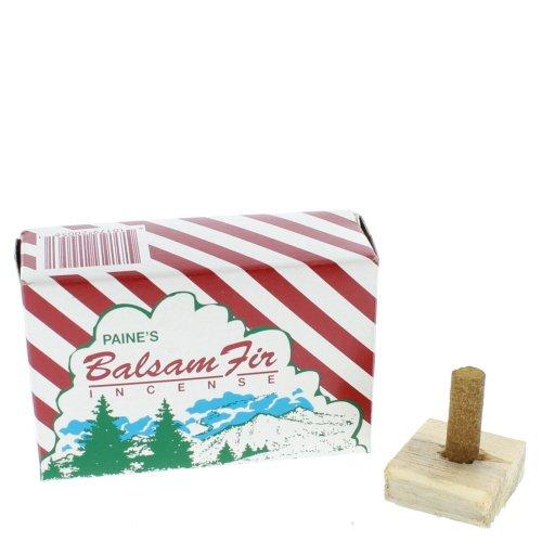 Balsam Fir Incense Refills, Set of 54 (Christmas Incense Cones)