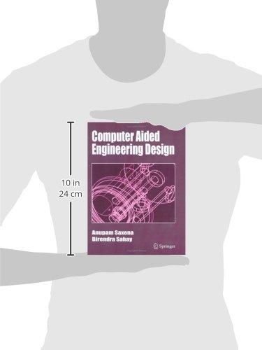 Computer Aided Engineering Design Amazon In Saxena Anupam Sahay Birendra Books