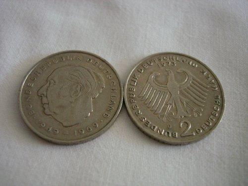 - German 2 Mark Coin