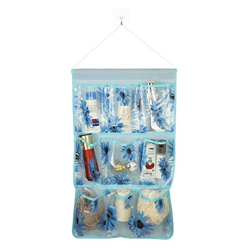 Angla ngla Hanging Organizer Shower Caddy Bathroom Storage Bags Dorm Bags Pockets Wall Door Mounted Organizer,Cabinet ()