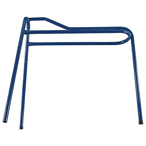 Roma 3 Leg Saddle Stand (Regular) (Blue)