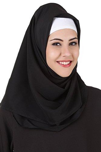 MyBatua Abeedah Noir Koshibo Kebaya musulmane Burka AY-464