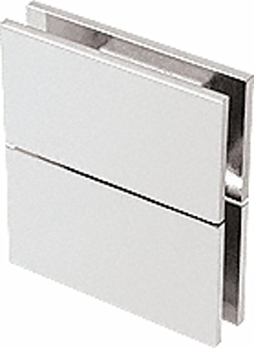 - CRL Chrome Glass to Glass Mount Cardiff Series Hinge