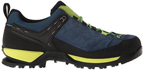 Mtn Homme Basses De Trainer Bleu 8965 Sulphur Ms Salewa poseidon Spring Randonnée Chaussures U45xW