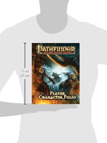pathfinder player character folio pdf  free