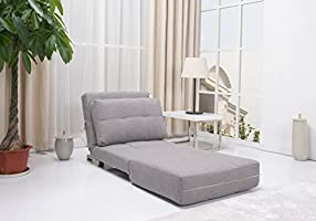 Awe Inspiring Gold Sparrow New York Convertible Chair Bed Ash Lamtechconsult Wood Chair Design Ideas Lamtechconsultcom
