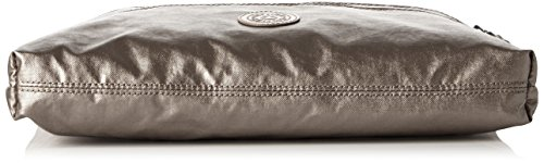 Women's Bag Metallic Gold Alvar Body Kipling Pewter Cross RFxBdqRwI