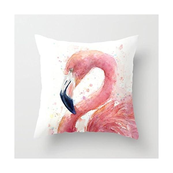 Sofapartner Jungle Book Canvas Square Pattern Pillow 20&Quot;X 20&Quot; -