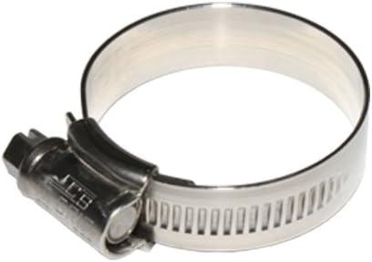 Wot-Nots Hose Clip Standard Size 2A 35mm 50mm Pack of 2
