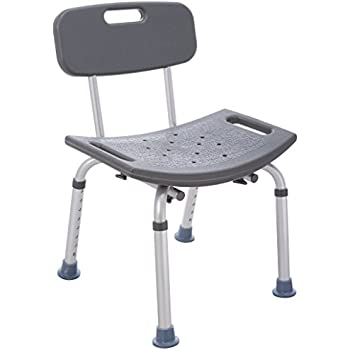 Amazon Com Bathroom Safety Shower Tub Bench Chair With