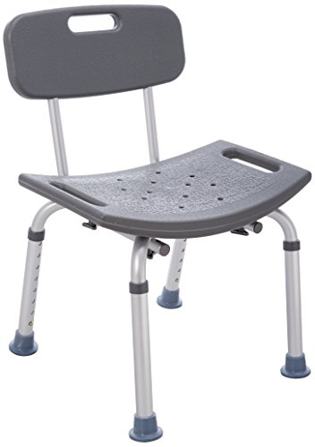 Medline Guardian Bath Bench Back