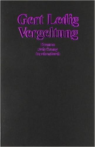 Vergeltung: Gert Ledig: 9783518397411: Amazon com: Books