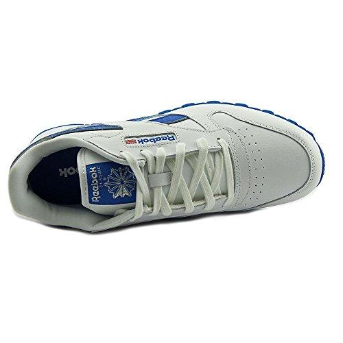 Reebok Classic Leather Reflect Piel Zapato de Tenis