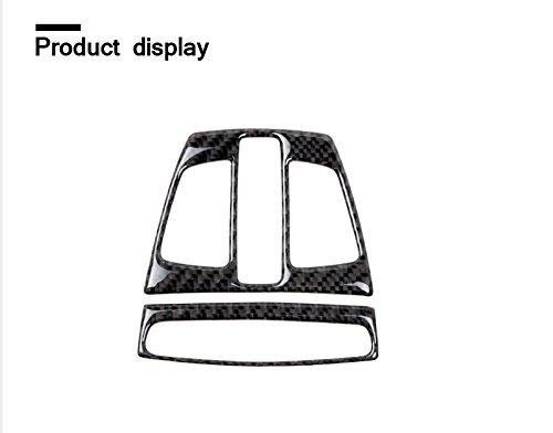 calcomanía de fibra de carbono para marco de decoración interior de salpicadero para BMW Serie 1 F20 F21 1MTB Hatchback...