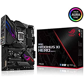 Amazon com: ASUS ROG Strix Z390-F Gaming Motherboard LGA1151