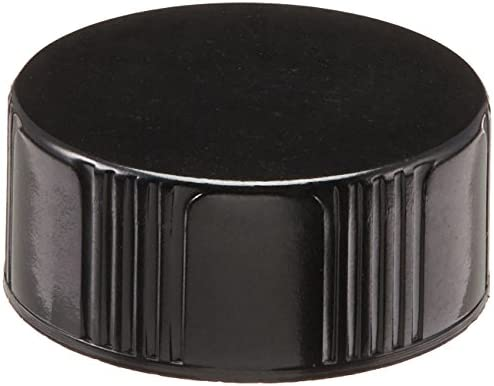 Case of 100 JG Finneran D0396-18 Phenolic Cap with Polycone Cone Liner 18-400mm Cap Size
