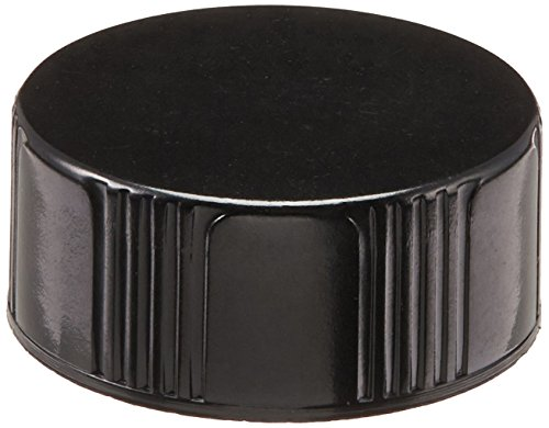 JG Finneran D0396-22 Phenolic Cap with Polycone Cone Liner, 22-400mm Cap Size (Case of 100)