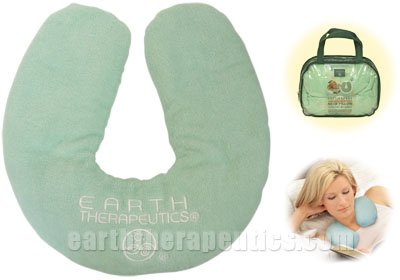 Earth Therapeutics: Relaxing Microwavable Neck Pillow