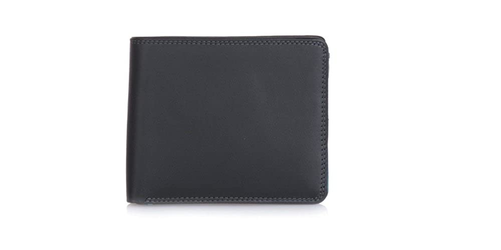 4407907426b Mywalit Standard Men's Wallet Portemonnee Black Grey: Amazon.co.uk: Clothing