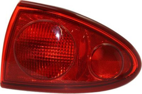 Chevy Cavalier Replacement Tail Light Unit - Passenger Side