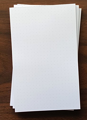 3 Pads - Dot Grid Note Pad, 5