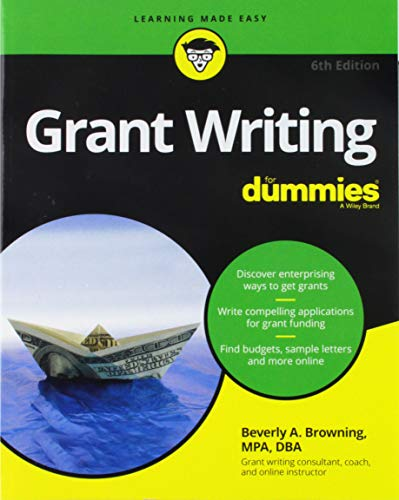 Pdf Reference Grant Writing For Dummies 6e