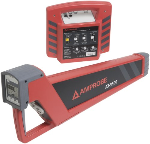 - Amprobe AT-3500 Underground Cable Locator