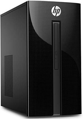 HP 460 Desktop Computer, Intel Quad-Core i7-7700T 2.9GHz Upto 3.8GHz, 8GB RAM, 256GB SSD, DVDRW, HDMI, VGA, Wi-Fi, Bluetooth, Windows 10 Home 64 bit